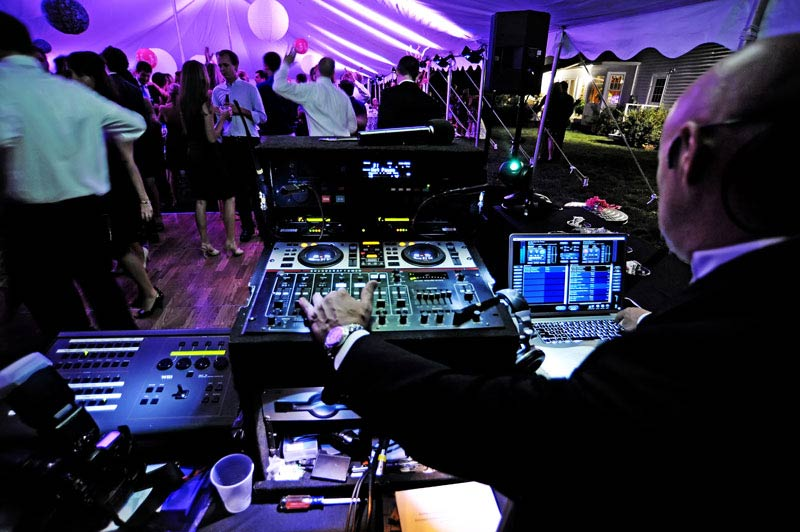 Wedding DJ Alan Trisler